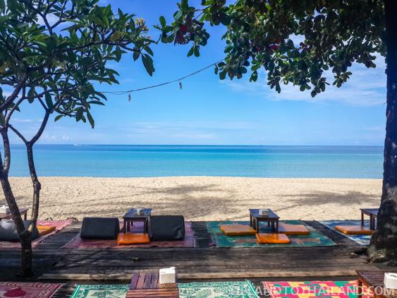 Nature Beach Resort Beach