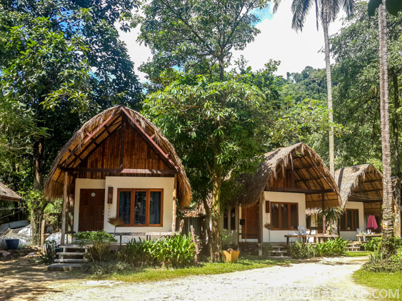 Nature Beach Resort Bungalows