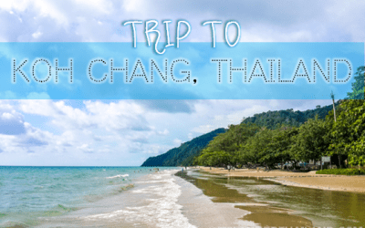 Trip to Koh Chang, Thailand