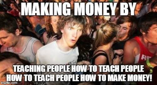 Making Money By Teaching People How to Make Money While Traveling Abroad