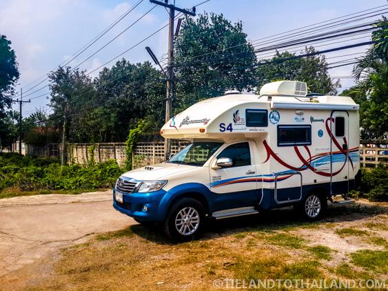 Campervan Thai Small (Vera)