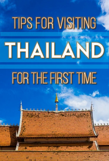 From what to wear, what foods to try, proper etiquette, popular cities, and how to travel around, this mini guide will help you out if it's your first time visiting the Land of Smiles | Tieland to Thailand