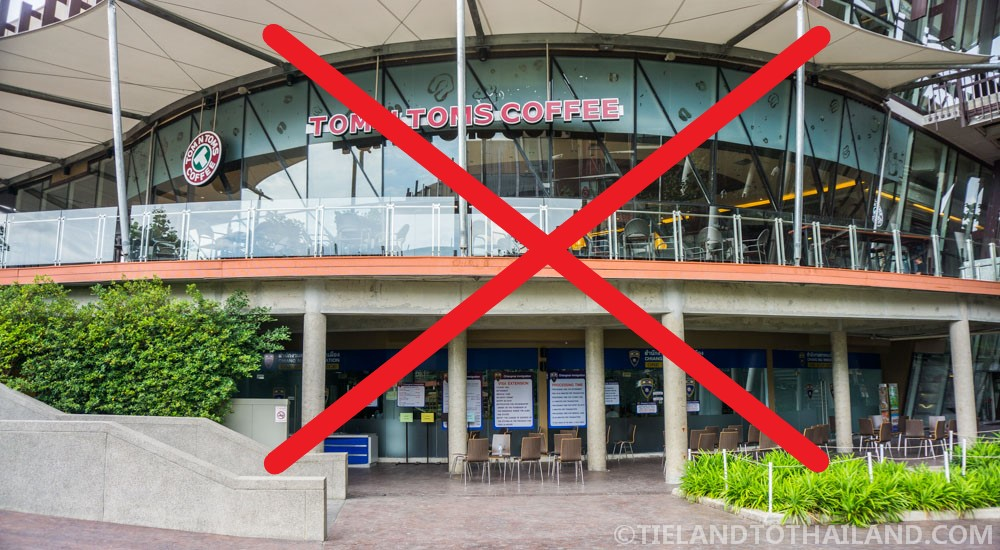 Old Location of Chiang Mai Immigration Office (Promenada Mall)