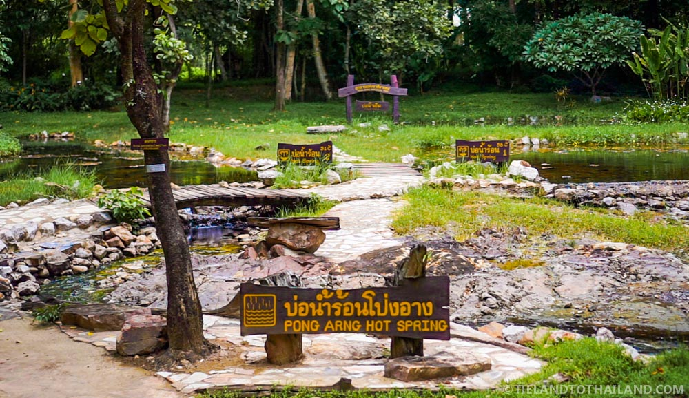 Things to Do in Chiang Dao: Pong Arng Hot Springs