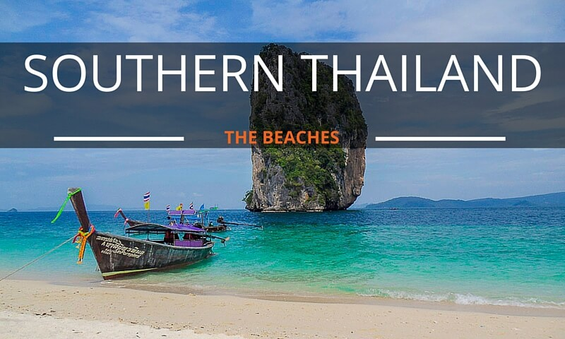 Southern Thailand Destinations