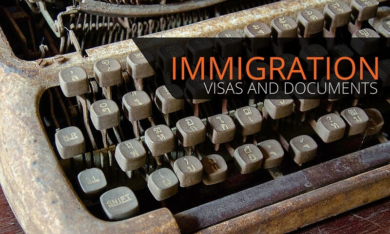 Thailand Immigration & Visa Documents