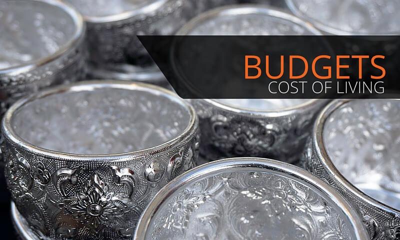Thailand Budgets