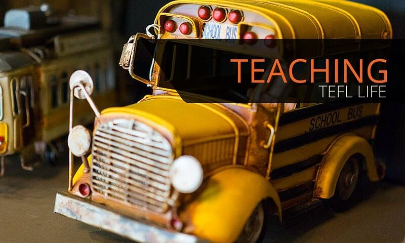 Being a Teacher in Thailand