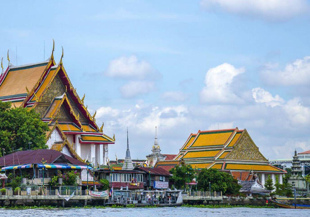 Chao Phraya Temple | Bangkok Thailand