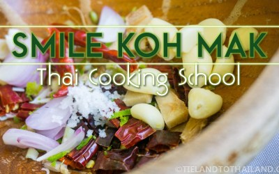Smile Koh Mak Thai Cooking School