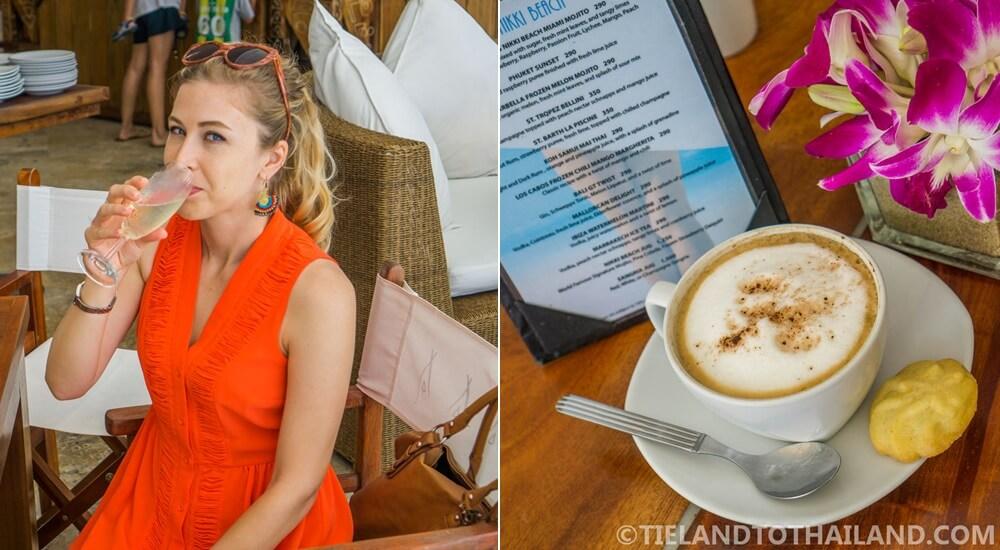 Nikki Beach Sunday Brunch Coffee & Champagne