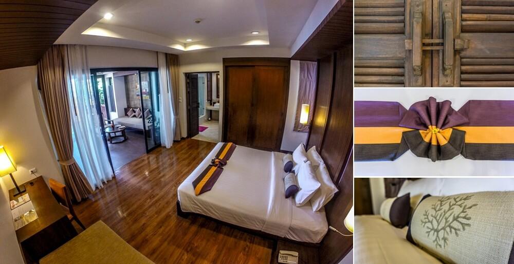 Crown Lanta Ocean Sunset Villa on Koh Lanta, Thailand