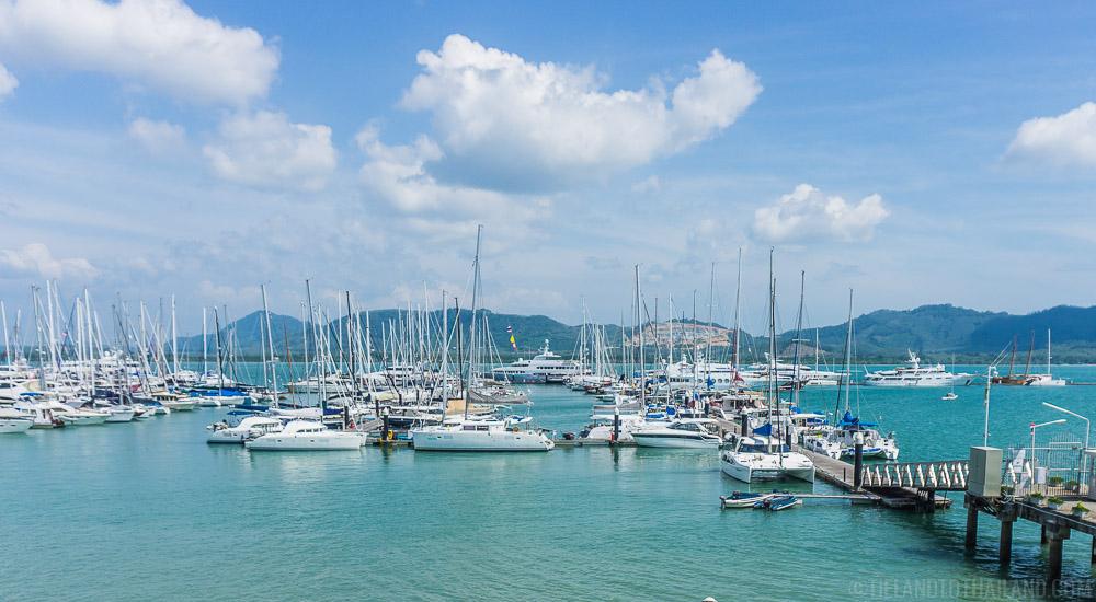 Yacht Haven Marina   Phuket