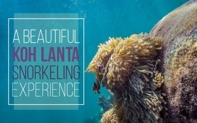A Beautiful Koh Lanta Snorkeling Experience