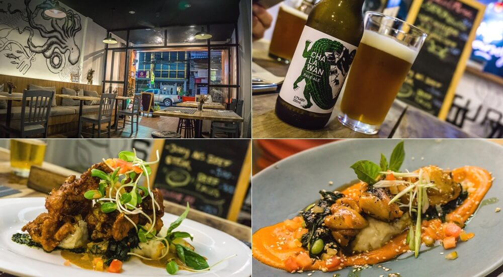 Things to do in Phuket: Visit Old Town for the beer and fusion cuisine