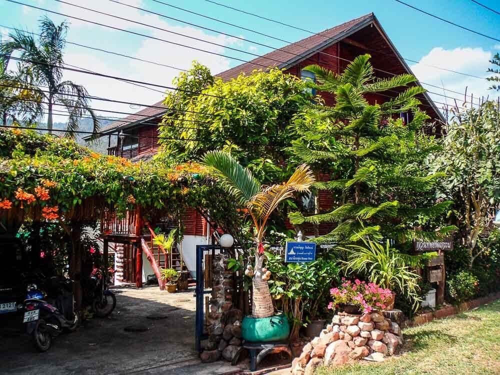 Kawainthip Homestay in Dansai Loei