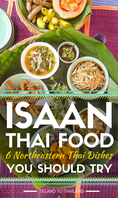 Isaan Thai Food