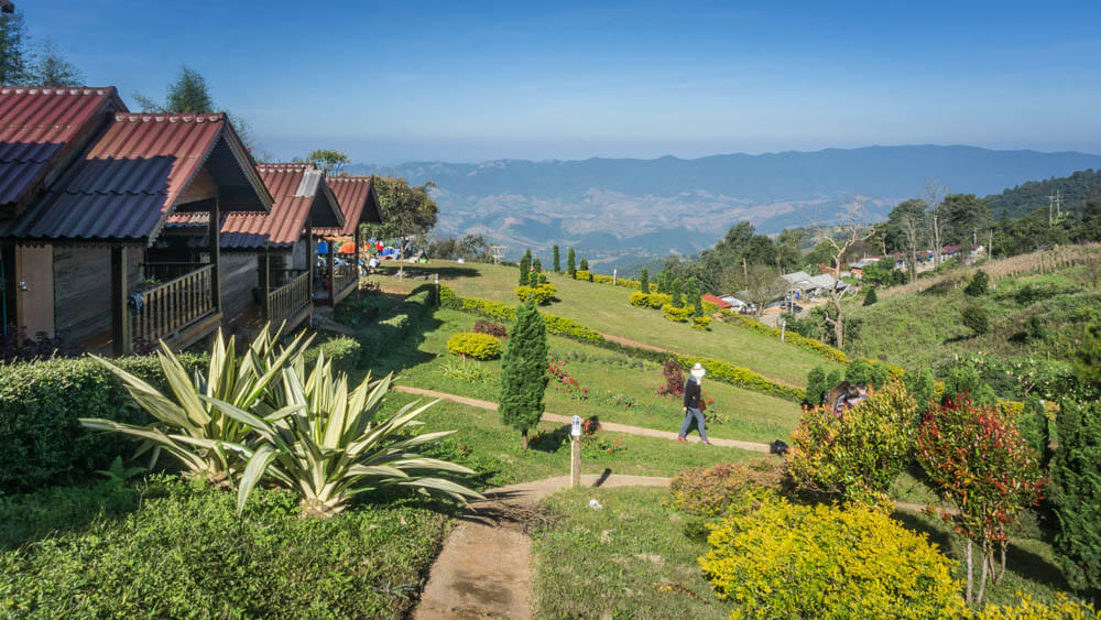 Where to Stay in Phu Chi Fah