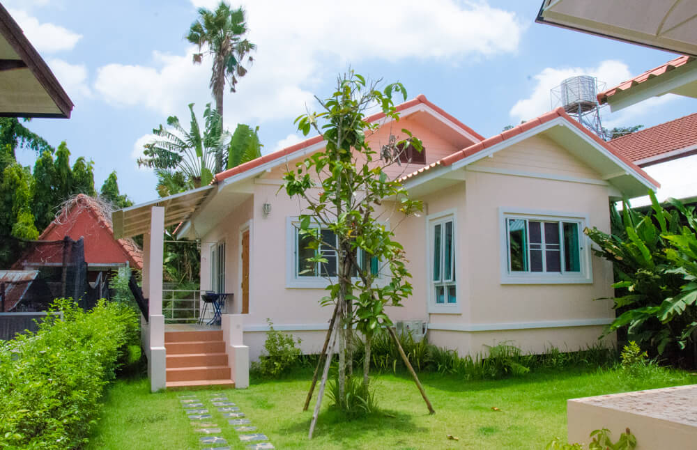 Cost of Living in Chiang Mai: 2 BR House for 400 USD