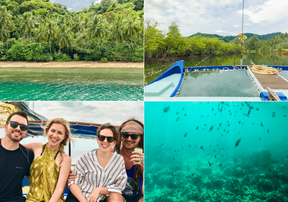 A day of islands hopping, snorkeling, and kayaking with Sea Adventures in Koh Chang