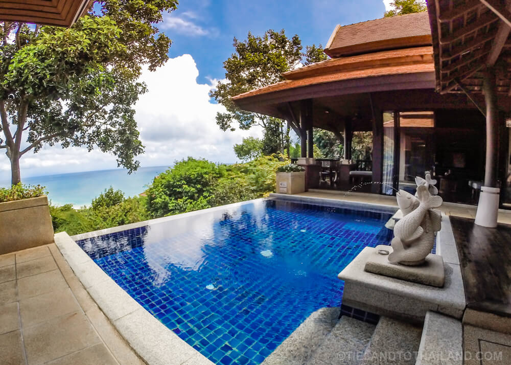 Pimalai Ocean View Pool Villa in Koh Lanta
