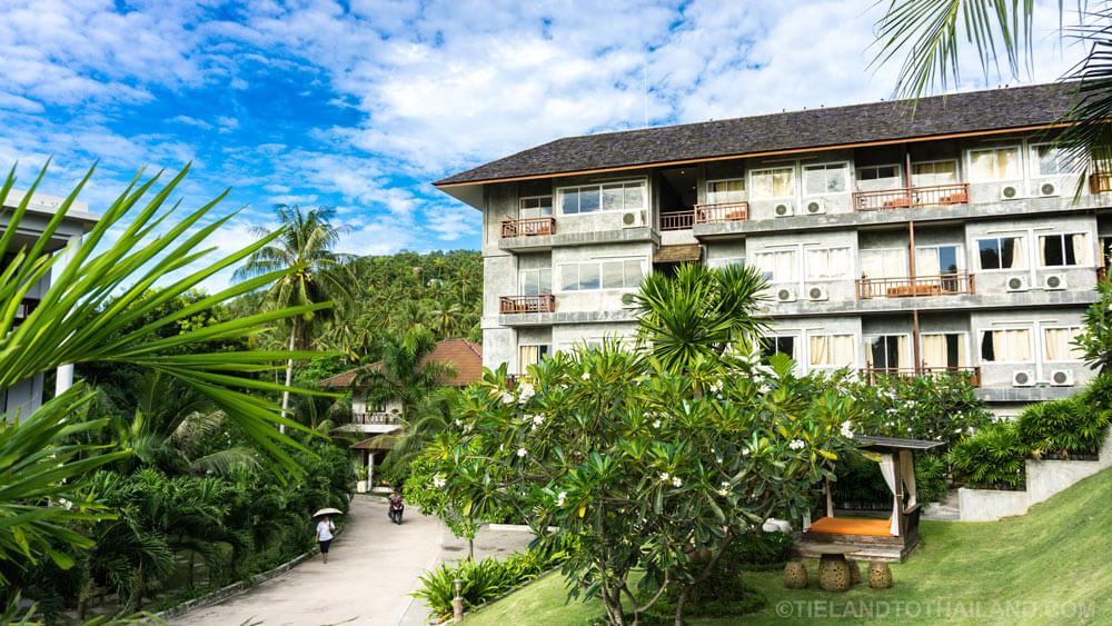 Bans Diving Resort Koh Tao, Thailand