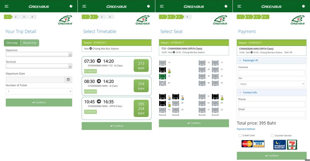 Greenbus App