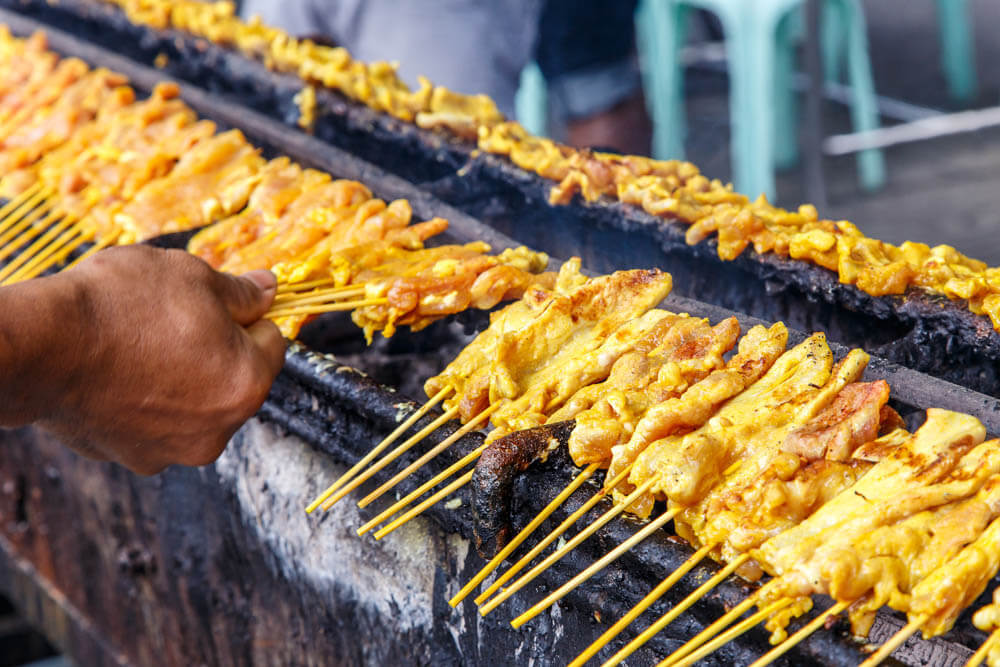 Satay | Food Guide to Thai Street Snacks