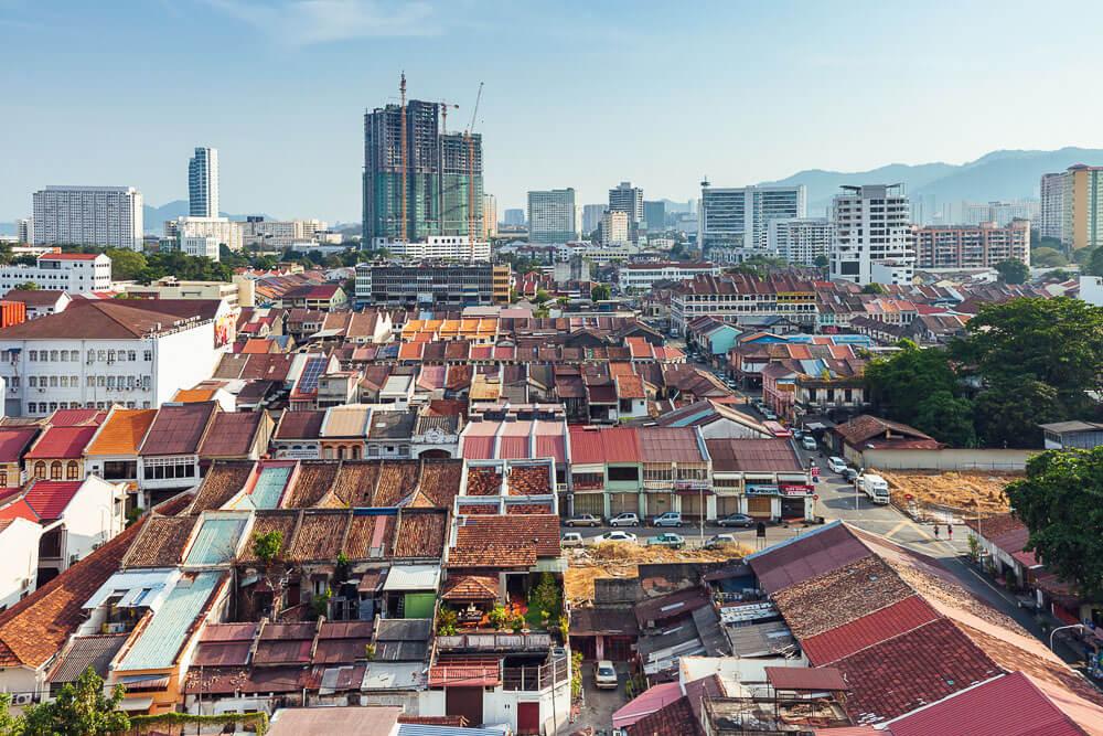 Penang Malaysia   Thailand's Burning Season