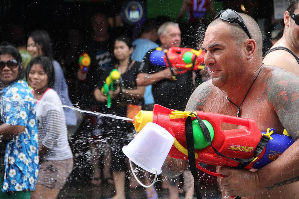 Pattaya | Where to Celebrate Songkran