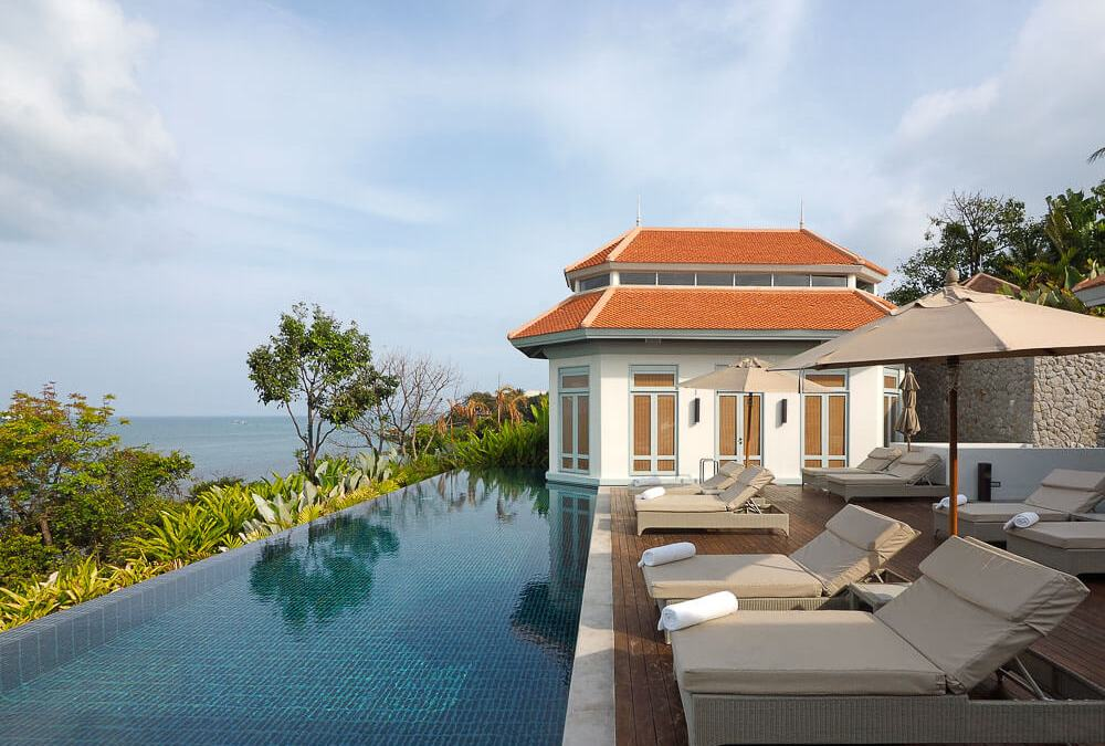 Amatara Wellness Resort: A Luxury Retreat in Phuket
