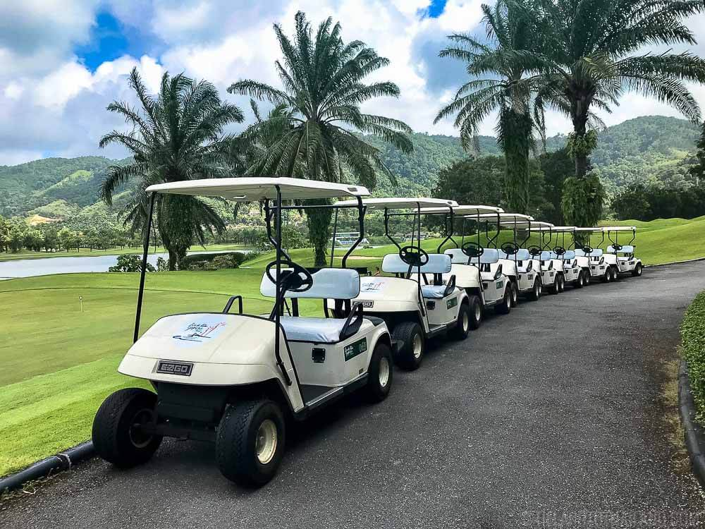 Loch Palm Golf Club Phuket Thailand