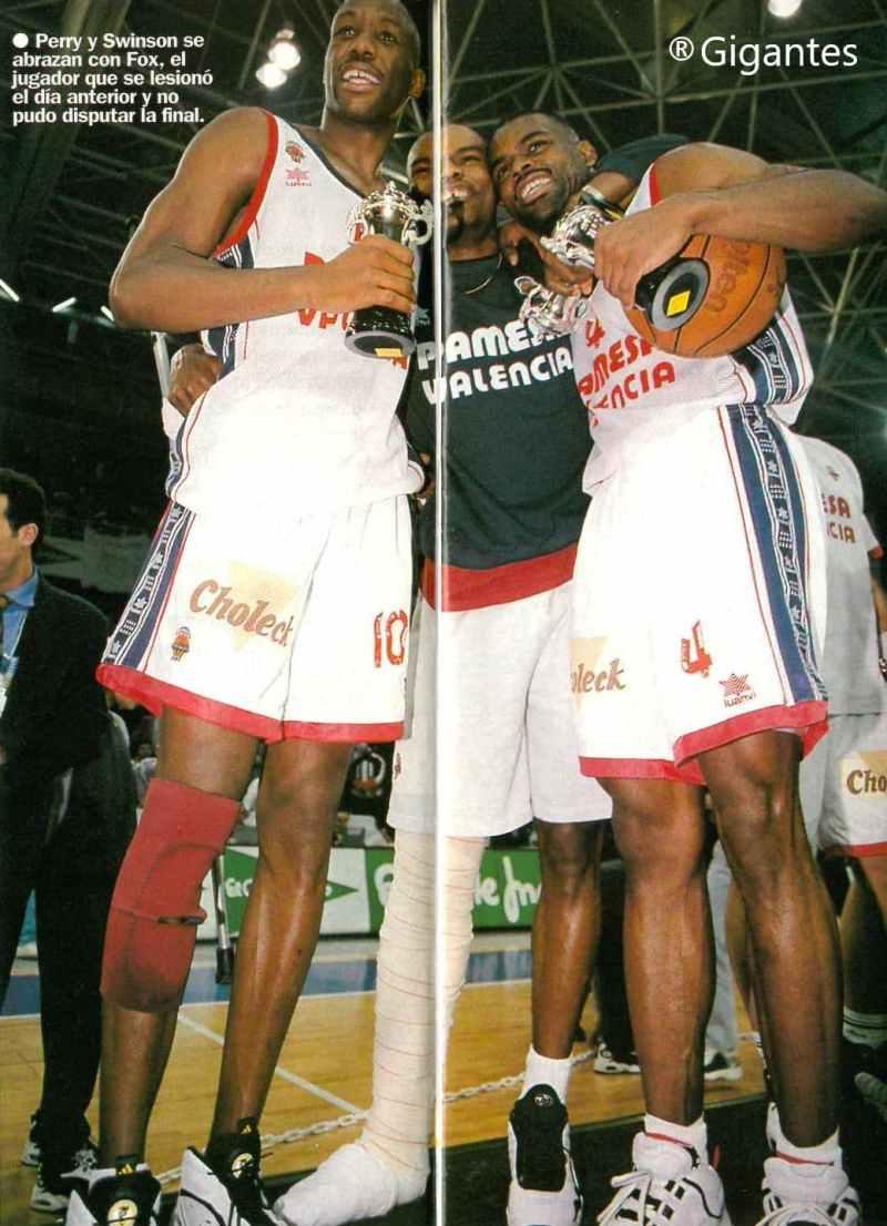 Copa del Rey 1998 Valencia
