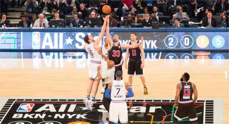 Pau Marc All-Star NBA