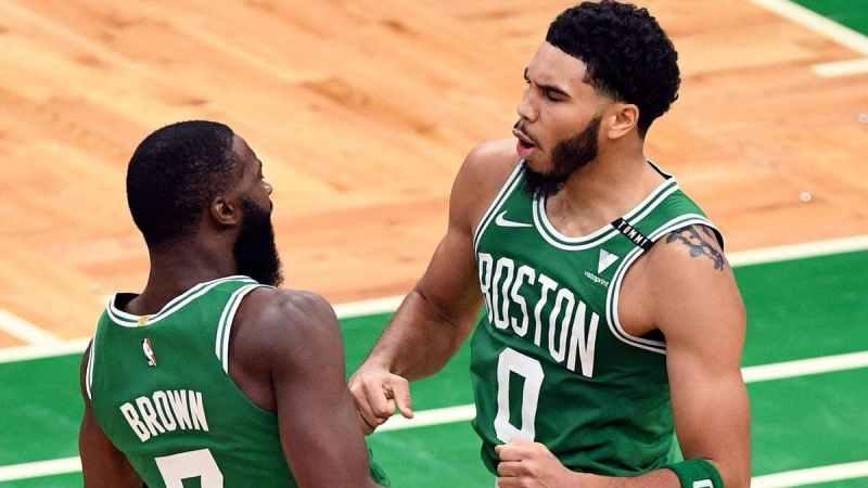 Boston Celtics Brown Tatum