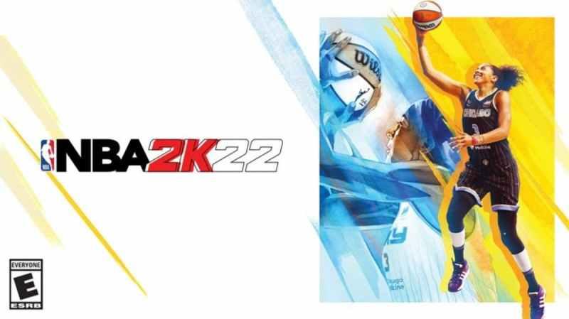 Candace Parker NBA 2K22