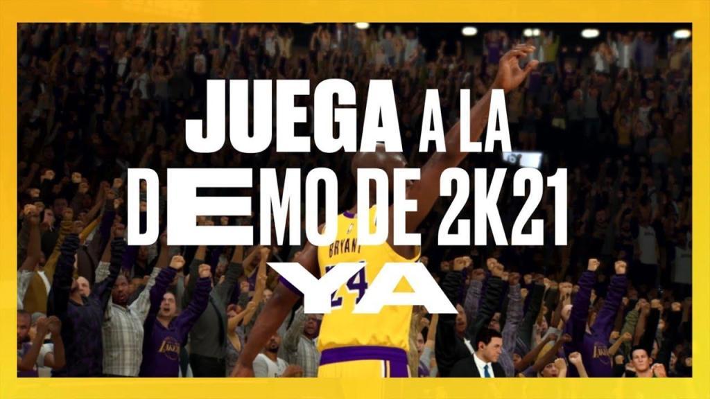 Demo NBA 2K21