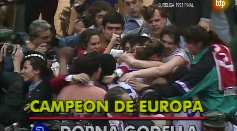 Dorna Godella Copa de Europa 1993