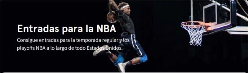 Comprar Entradas NBA