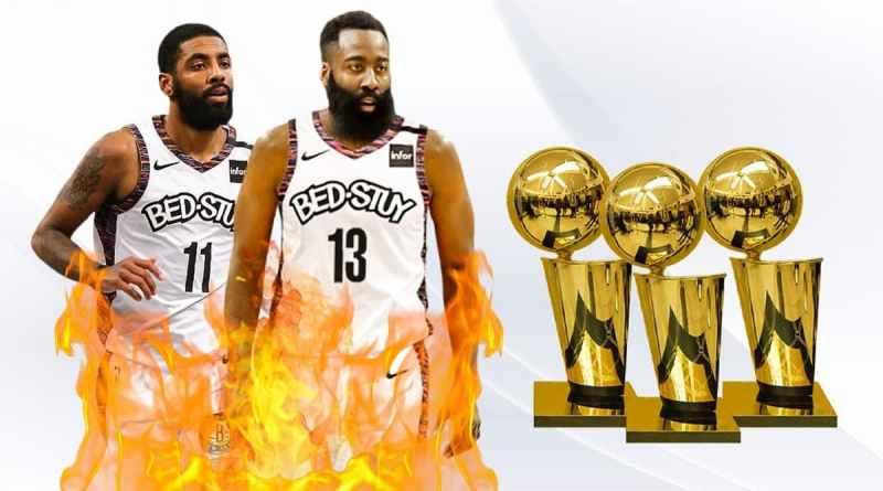 Harden anillo Brooklyn Nets