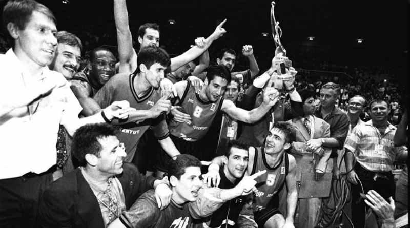 Joventut Badalona Copa de Europa 1994