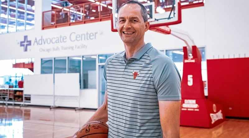 Karnisovas Chicago Bulls