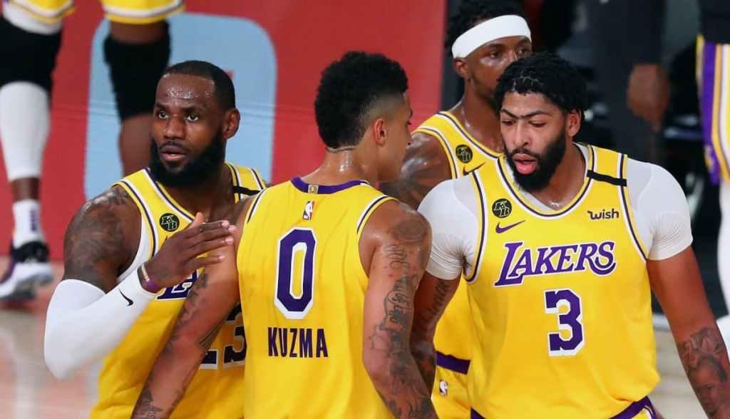 Lakers Finales Conferencia Oeste