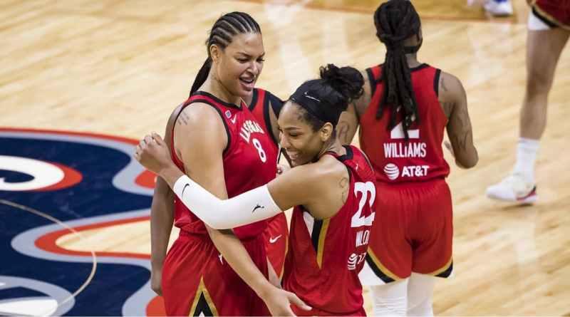 Las Vegas ACE WNBA Bill Laimbeer