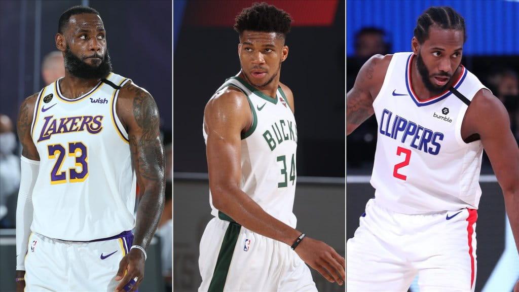 Favoritos reanudación NBA 2020