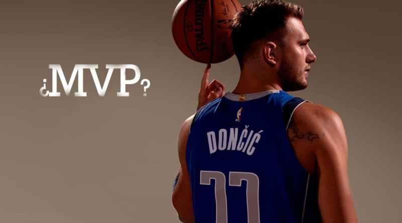 Doncic MVP NBA
