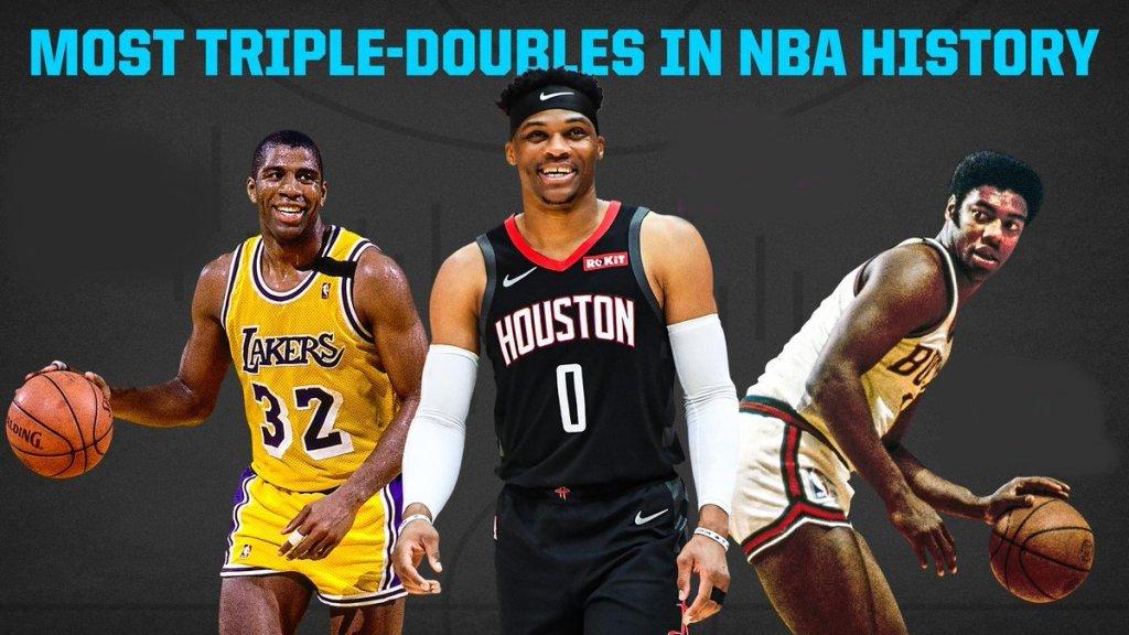 Más Triples-Dobles NBA