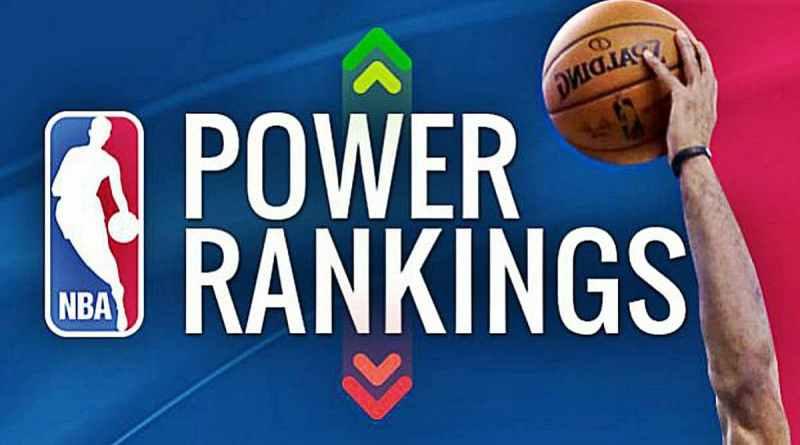 NBA Power Ranking