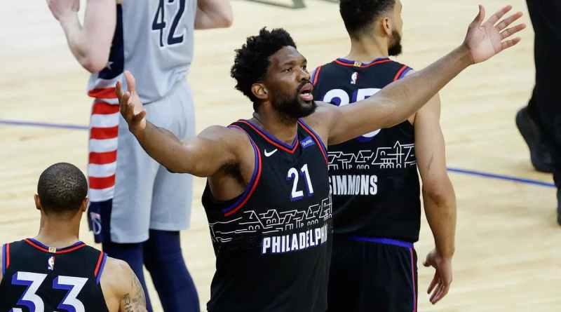 Philadelphia Sixers NBA PlayOffs