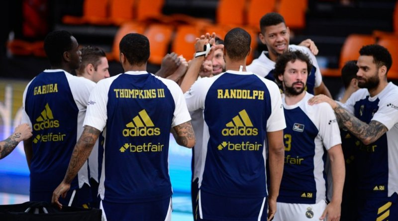 Real Madrid pésima fase final ACB